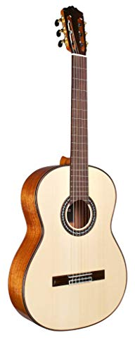 Cordoba C9 SP Classical All Solid Woods Acoustic Nylon String Guitar, Luthier Series, with Polyfoam Case