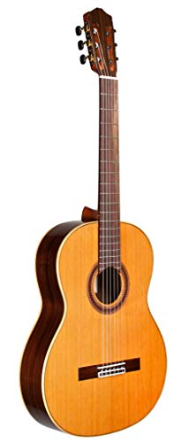 Cordoba F7 Paco Flamenco Acoustic Nylon String Guitar, Iberia Series