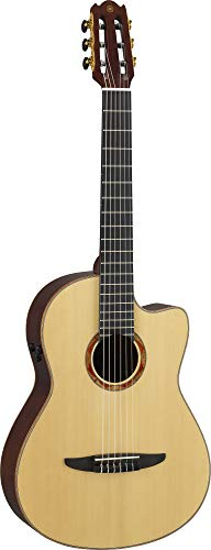 Yamaha NCX3 NT Acoustic-electric nylon-string guitar, with Atmosfeel