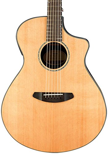 Breedlove SOLO CONCERT Solo Concert Acoustic-Electric Guitar Natural