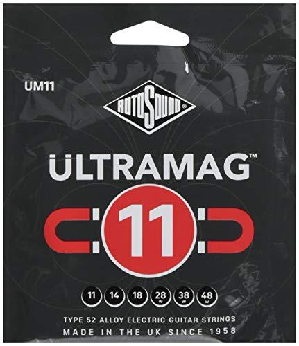 Rotosound Ultramag Electric Guitar Strings (UM11)