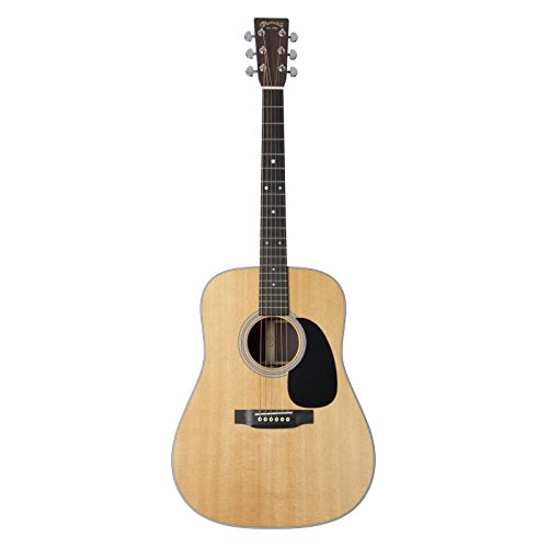 Martin Standard Series D-28 Dreadnought Acoustic Guitar Natural