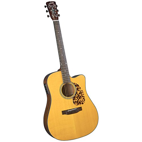 Blueridge Guitars BR-140CE Historic Series Cutaway Acoustic-Electric Dreadnought Guitar
