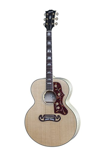 Gibson J-200 Standard  Acoustic-Electric Guitar Antique Natural Finish