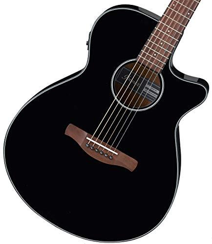 Ibanez AEG50 Acoustic-Electric Guitar (Black High Gloss)