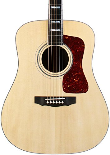 Guild D-55 Acoustic Guitar Natural