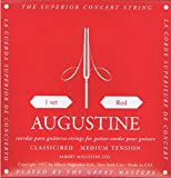 Augustine Classical Guitar Strings (AUGREDSET)