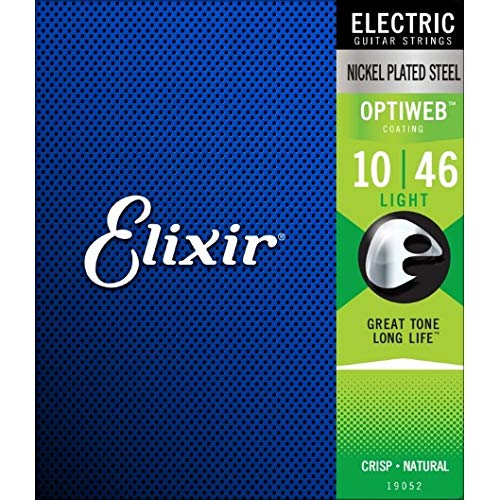 Elixir Strings Electric Guitar Strings (19052)