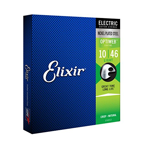 Elixir Electric Guitar Strings (19052)