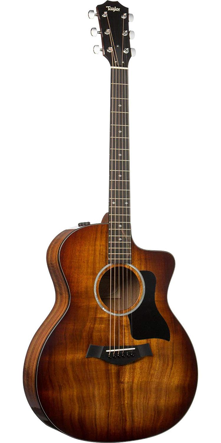 Taylor 224CE Deluxe Koa Review