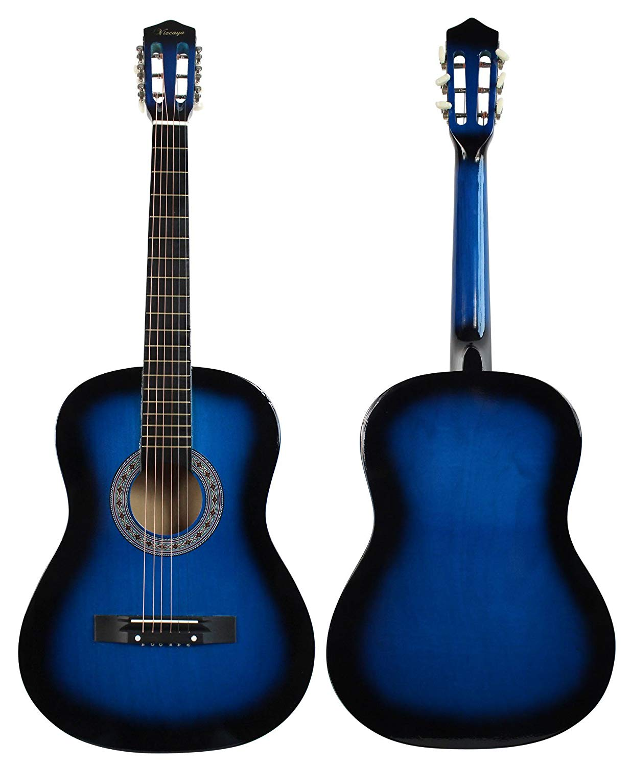 "YMC 38"" Beginner Acoustic Guitar Starter Package Review"