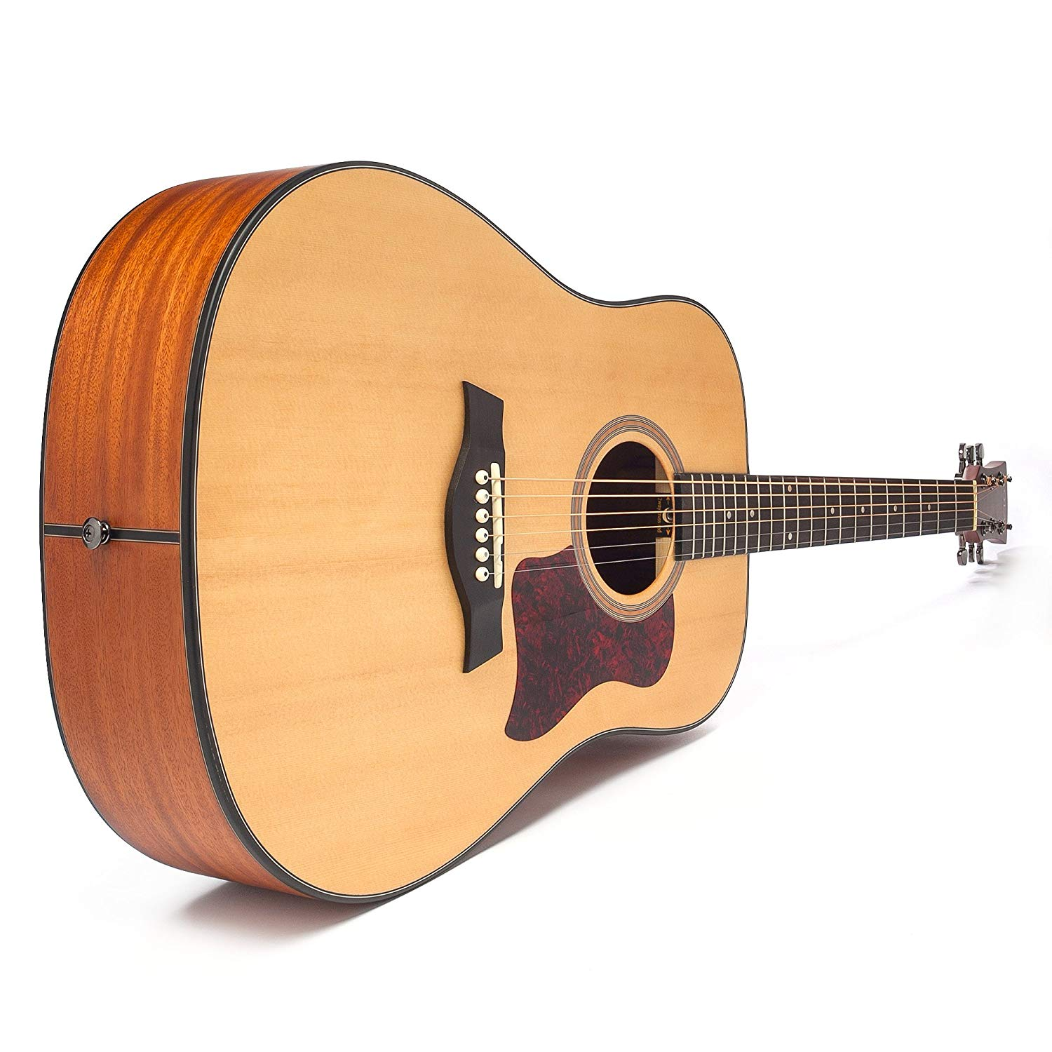 Hola! Music Acoustic Guitar SOLID Top Series HG-41STM Review