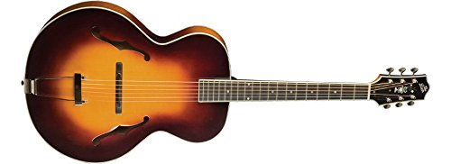 The Loar LH-700-VS Deluxe Hand-Carved Archtop