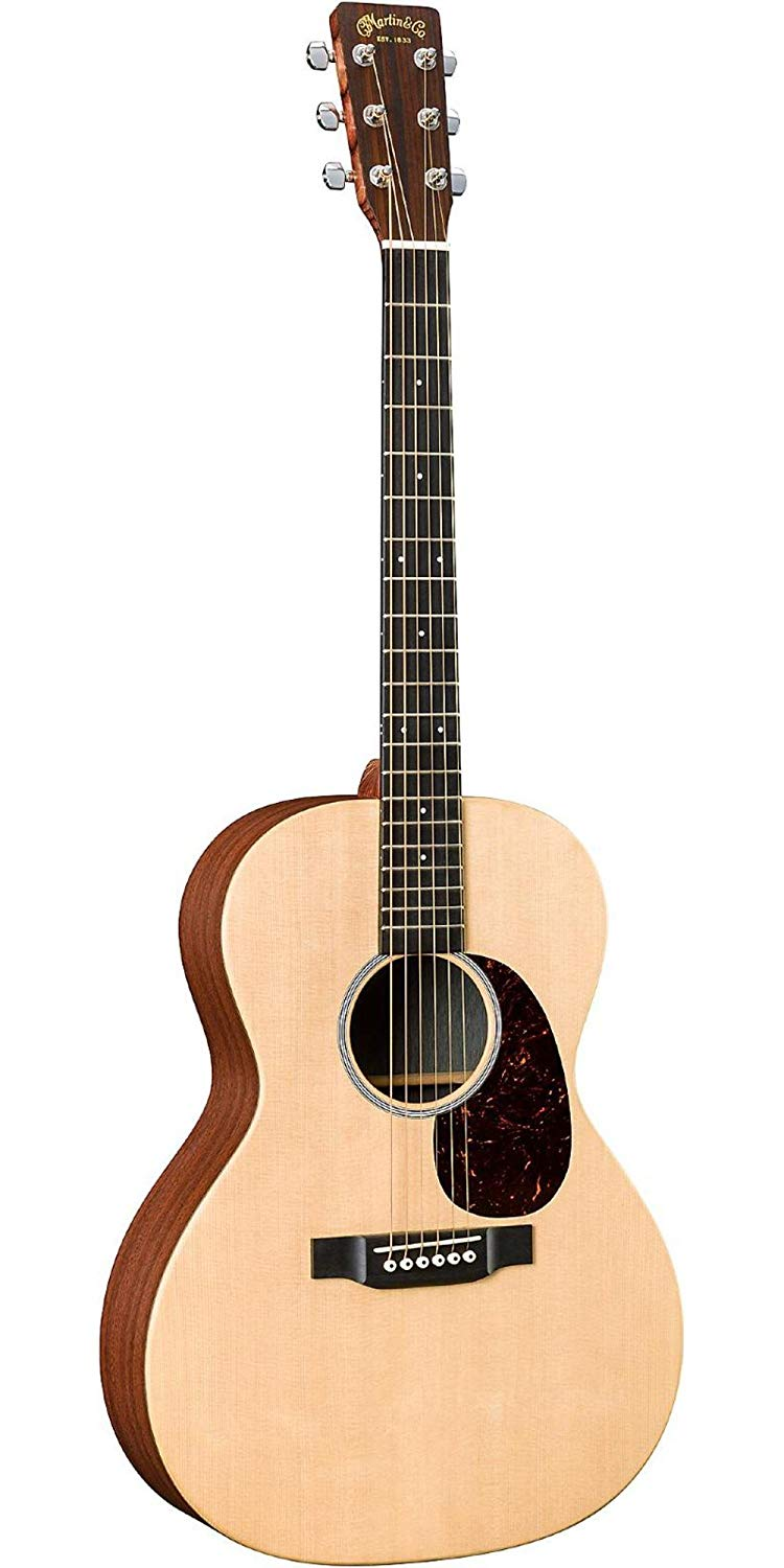 Martin 00LX1AE Grand Concert Acoustic-Electric Guitar Review