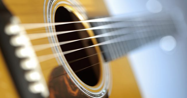 best acoustic electric guitar strings