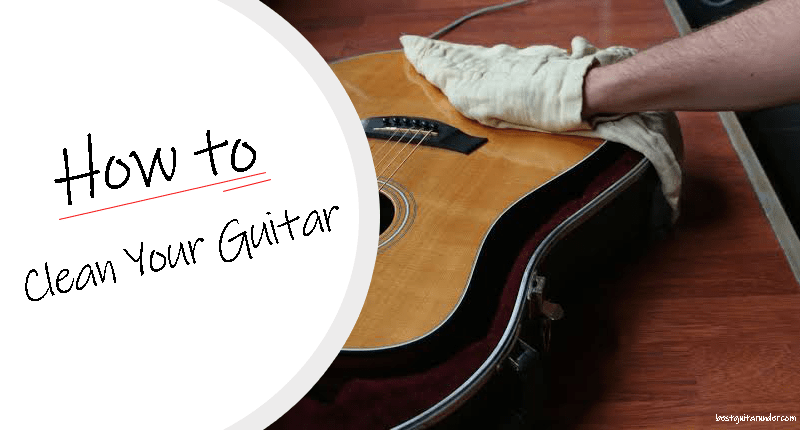 How to Clean Your Guitar Strings
