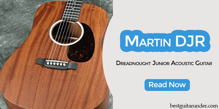 Dreadnought Junior Acoustic Guitar review