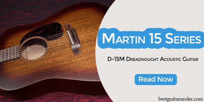 Martin 15 Series D-15M Dreadnought Acoustic Guitar reviews