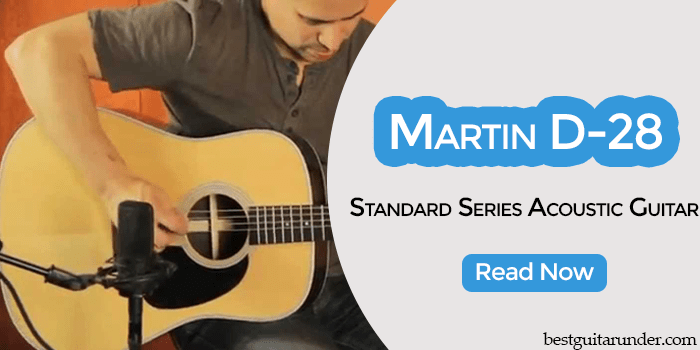 Martin Standard Series D-28 Dreadnought Acoustic Guitar Review