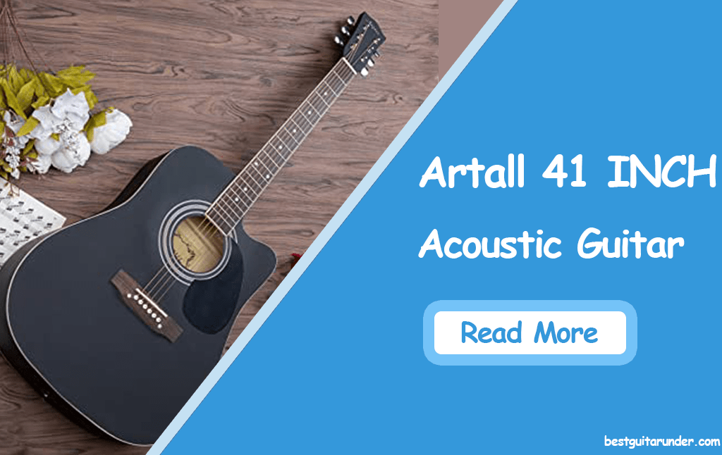 Artall 41 INCH accoustic guitar review