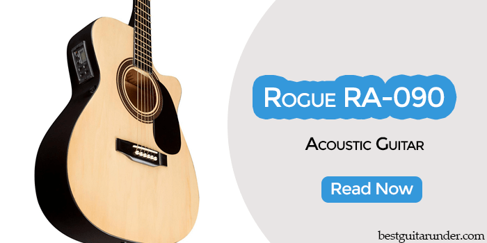 Rogue RA-090 acoustic guitar