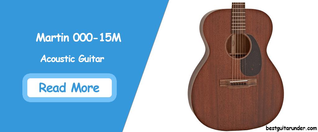 Martin 000 15M guitar
