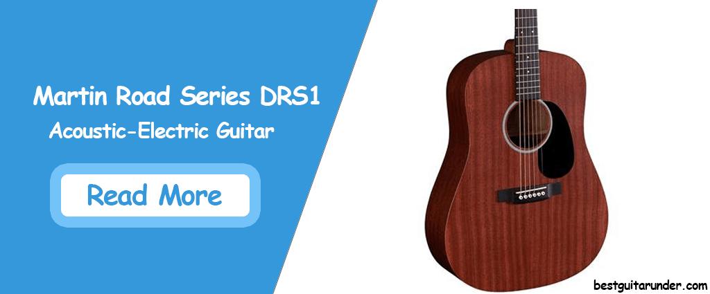 Martin Road Series DRS1 Acoustic Guitar