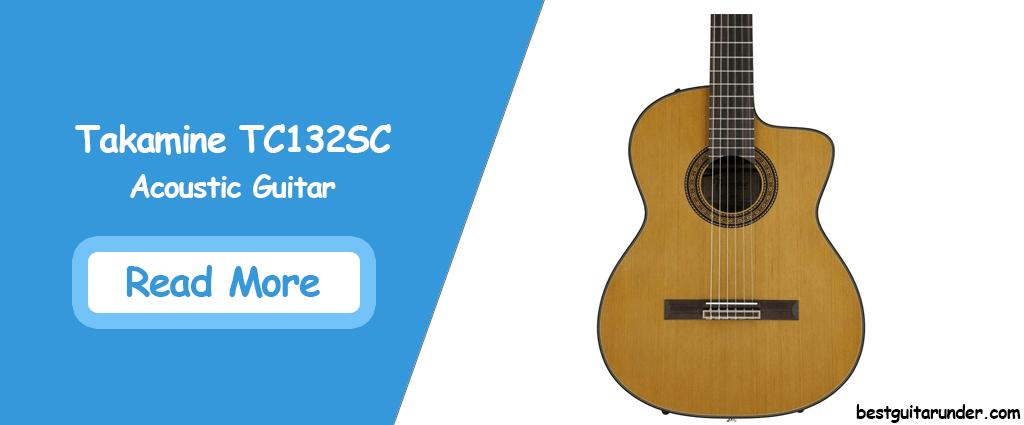 Takamine TC132SC Acoustic Guitar