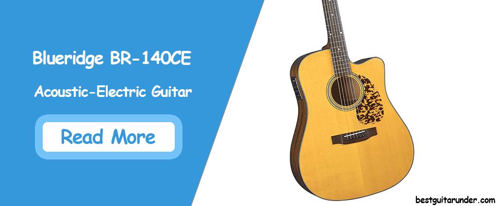 Blueridge BR-140CE Acoustic Electric Guitar