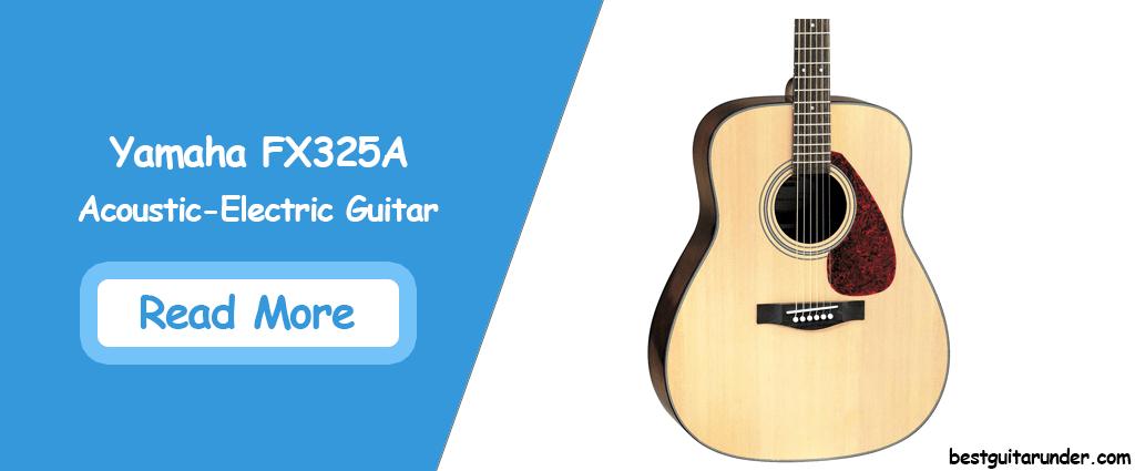 Yamaha FX325A Acoustic Electric Guitar